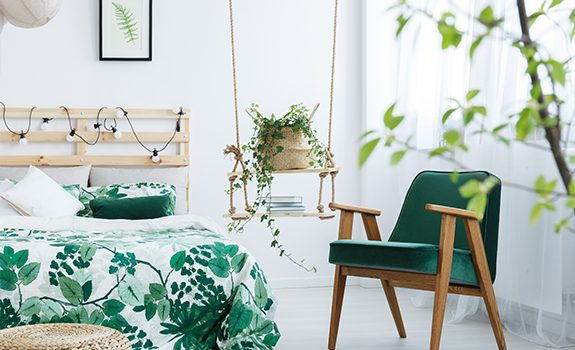 Is Green the new Grey? Green Interior Ideas to Style Your Home.