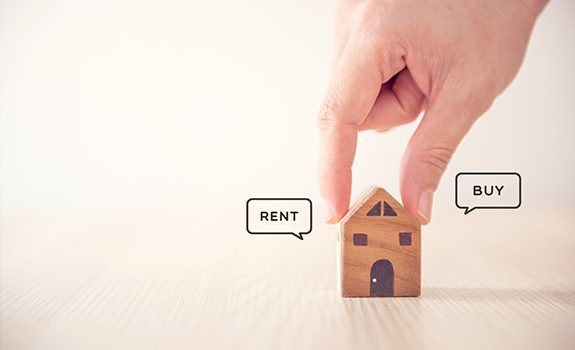 Renting Versus Buying Your First Home