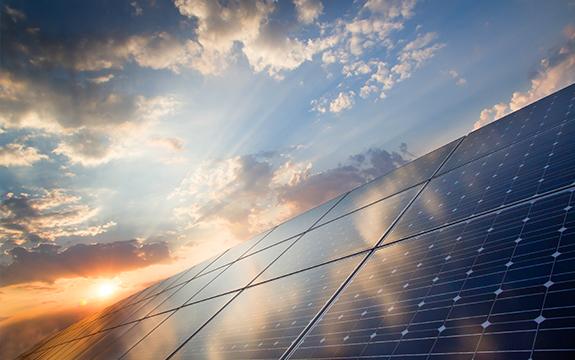 Solar Panels in Muirton