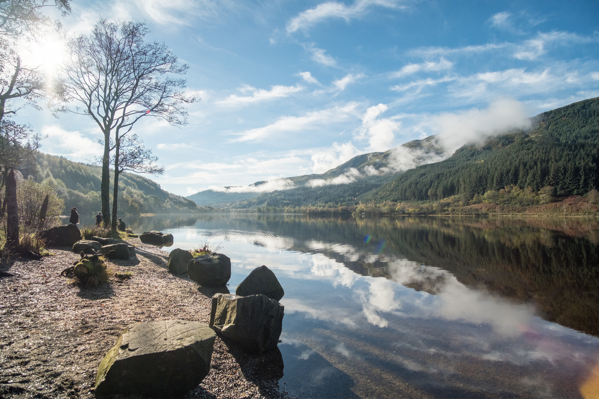 Scotland Voted the World's Most Beautiful Country!