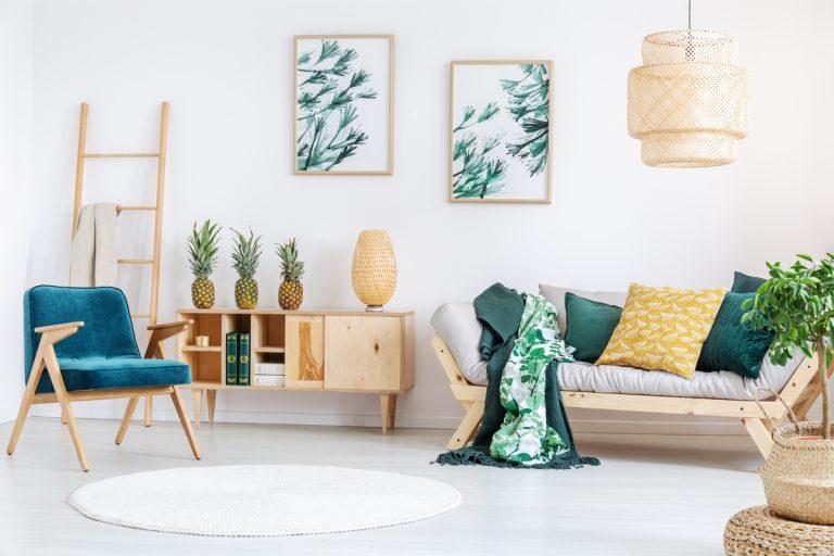 Interior Design – Bring in the Outside!