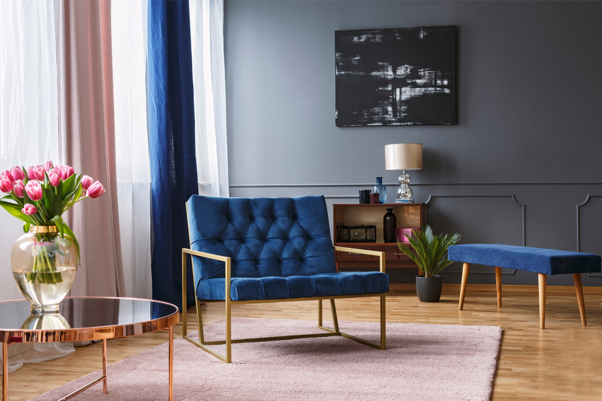 The Most Relaxing Interior Design Colour