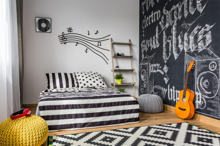 Six Fun Yet Essential Items for a Teen Bedroom