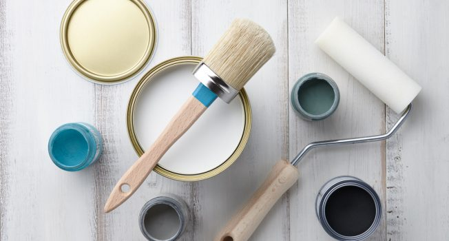 Time to Get Your Paint Brush Out!