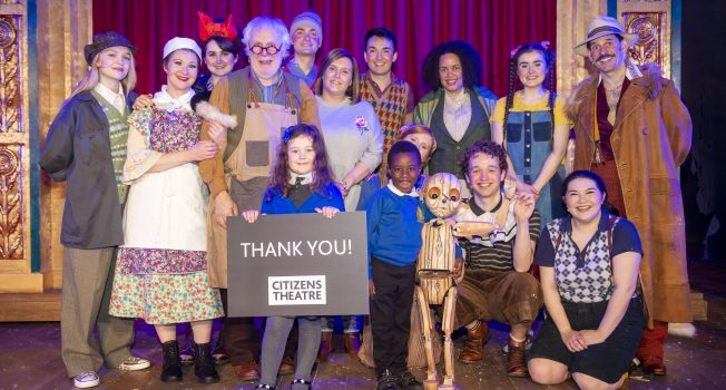 Urban Union is Proud to Support The Citizens Theatre This Christmas
