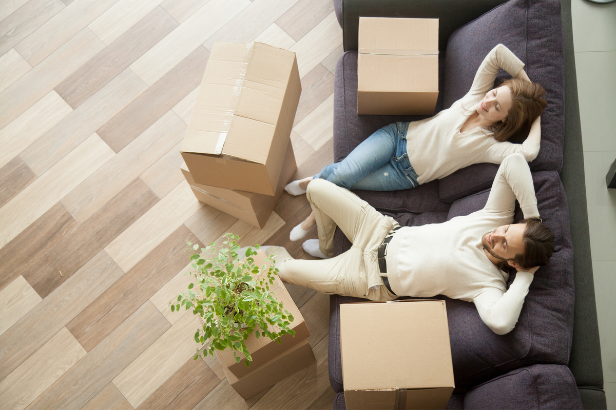 What to Remember When You Move Into Your New Home