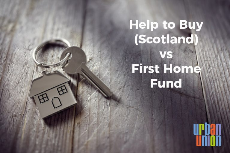 What are the Key Differences Between the First Home Fund and Help to Buy (Scotland)?
