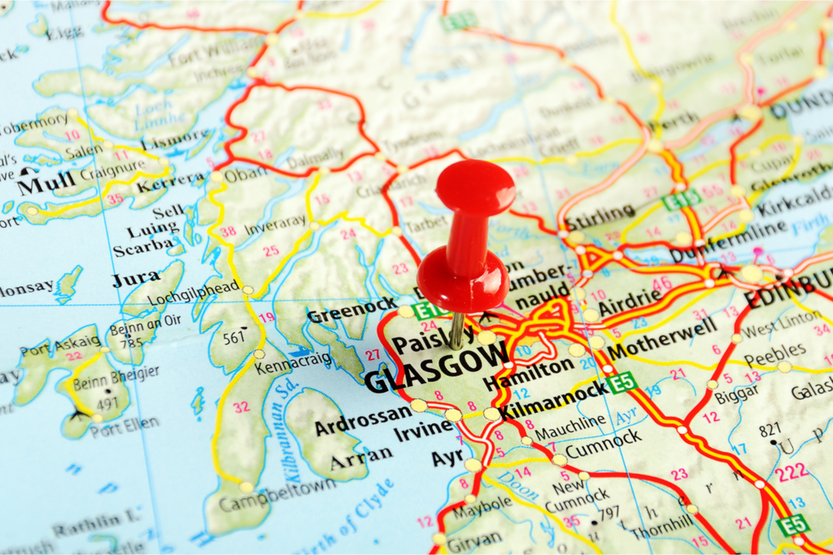 Glasgow Offers the UK's Best Buy-to-Let Yields in the UK