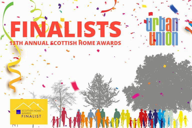Urban Union Announced as Finalists in Three Categories in the Annual Scottish Home Awards