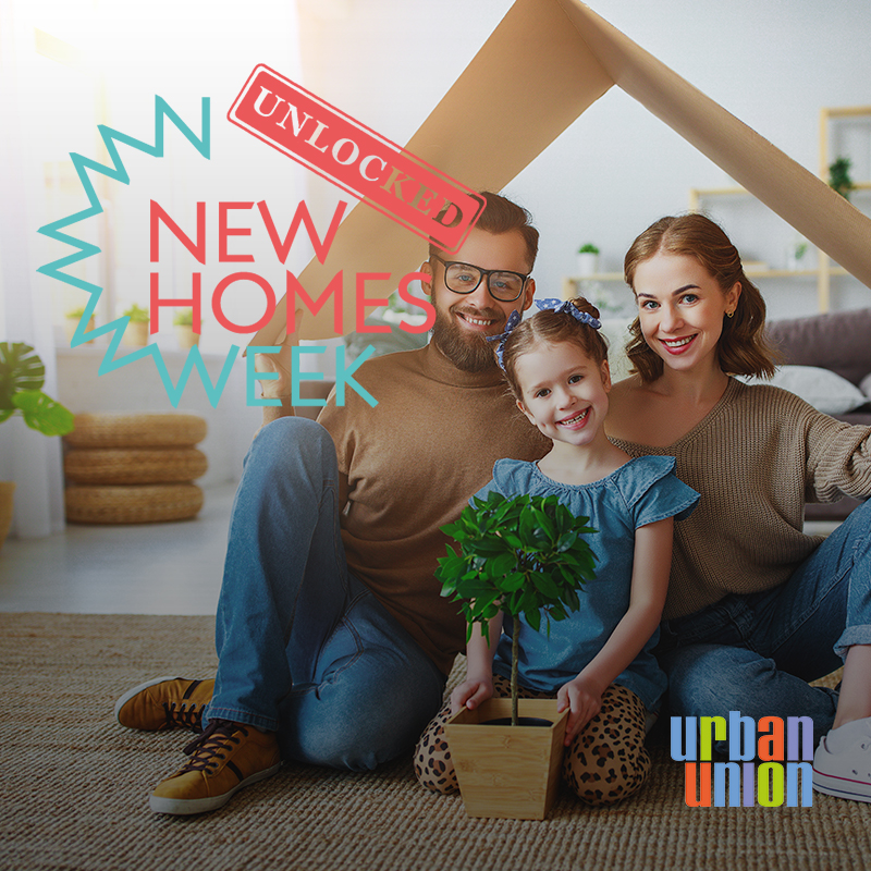 New Homes Week - Unlocked from July 20th
