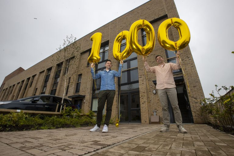 Urban Union's Milestone – Handing Over Our 1000th Property!