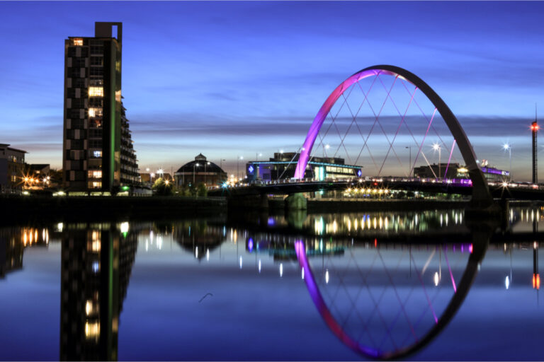 Edinburgh and Glasgow Among Best Cities to Raise a Family