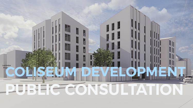 Urban Union Coliseum Development