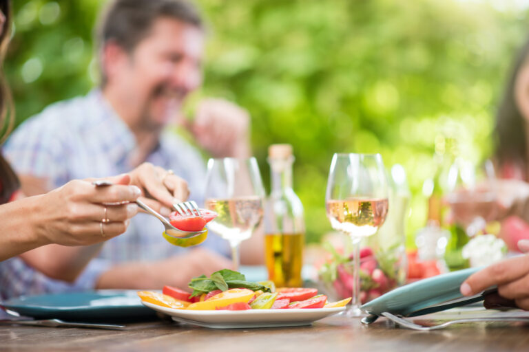 Tips for Safe Garden Gatherings