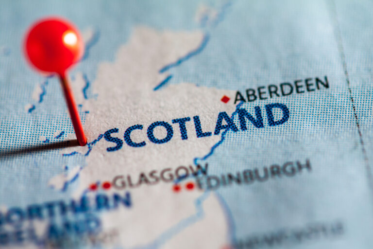 Scotland Leads the Way for Property Hotspots